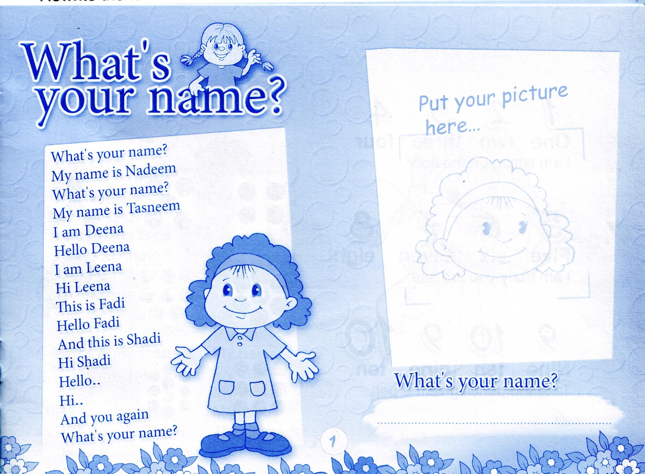 أناشيد باللغة الأنجليزية تعليمية - English songs for kids .. للأطفال 1234_01200088085