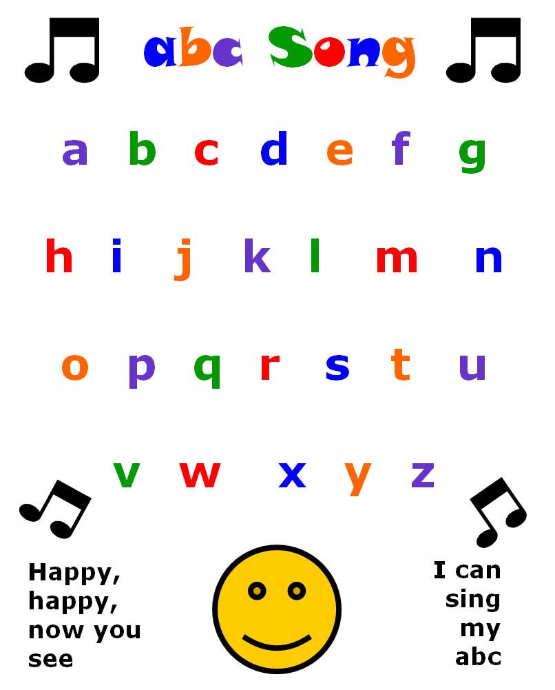 английский алфавит песня слушать онлайн